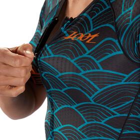 Zoot LTD Tri Aero SS Jersey Herren aloha